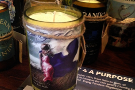 Blue Cape Cellars Candles